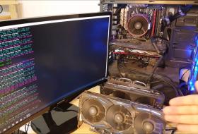 Evinizdeki Bilgisayarı Mining Rige Dönüştürün