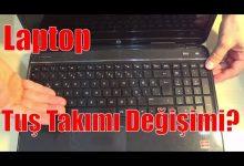 Laptop Tuş Takımı Değişimi Nasıl Yapılır? Hp Pavilion G6 Tuş Takımı Değişimi