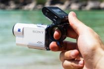 Sony'nin En İyisi Sony FDR X3000R 4K Aksiyon Kamerası Kutu Açılımı – Parmak Tutucu AKA-FGP1 Unboxing